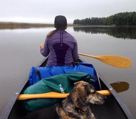 Em canoe